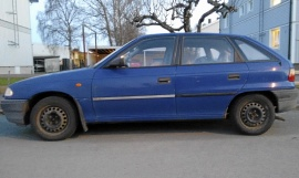 mobile_Opel Astra 1,6