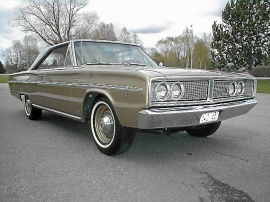 Dodge Coronet 426 HEMI