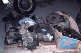 VW 1200 delar