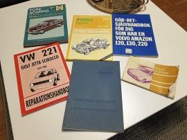 Reparationshandböcker