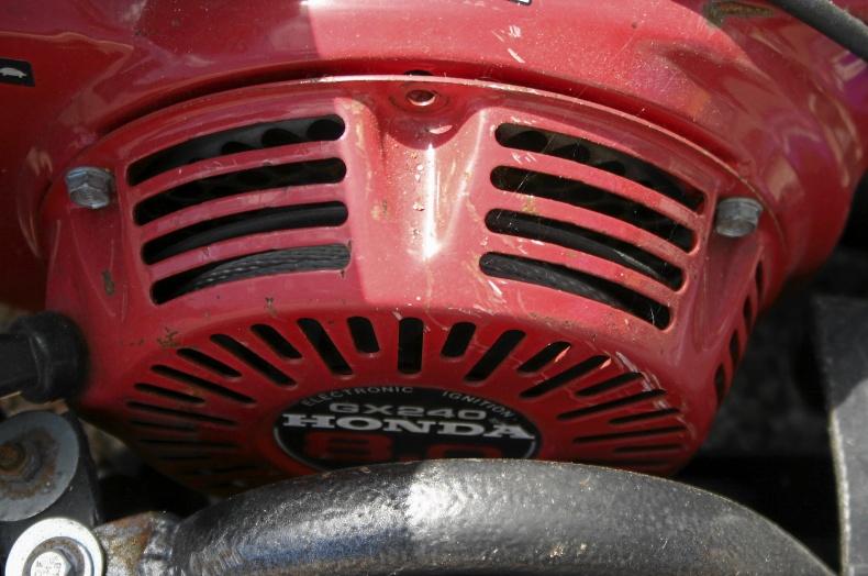 Gocart med GX240 CCM Honda motor