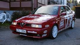 Alfa Romeo 155 2.0 TS Rosso