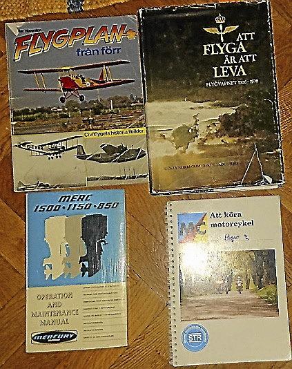 Diverse Böcker