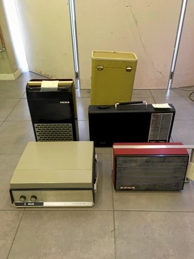 Bärbara grammofoner