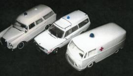 Modellbilar 1/43 ambulanser