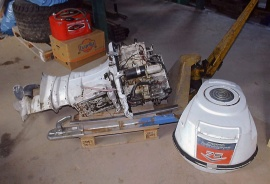 Båtmotor Johnson 75 hk