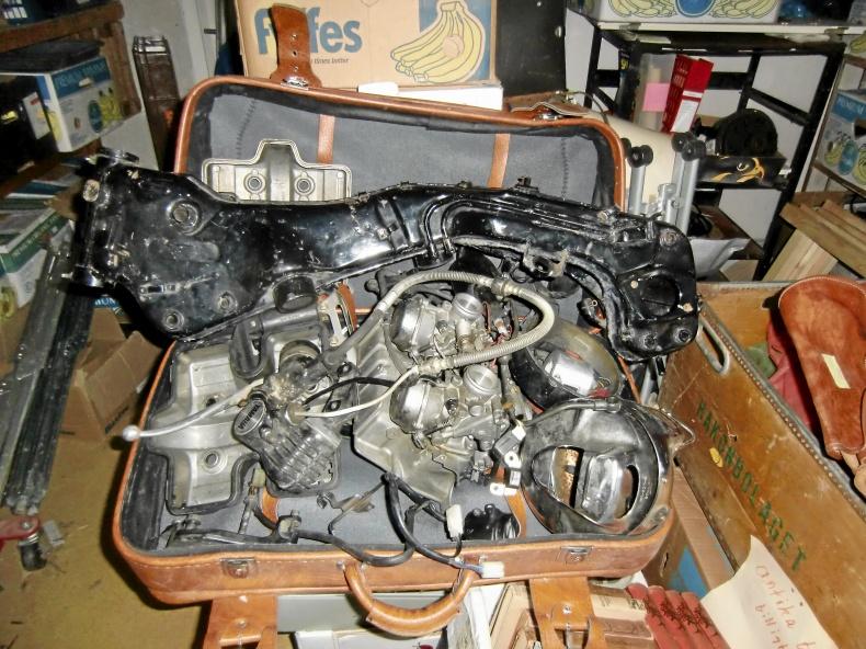 Yamaha-delar