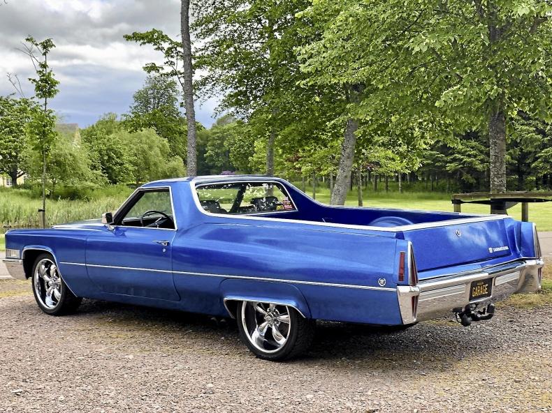 Cadillac Tarragona pickup