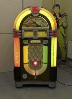 "Jukebox ""The bubbler"""