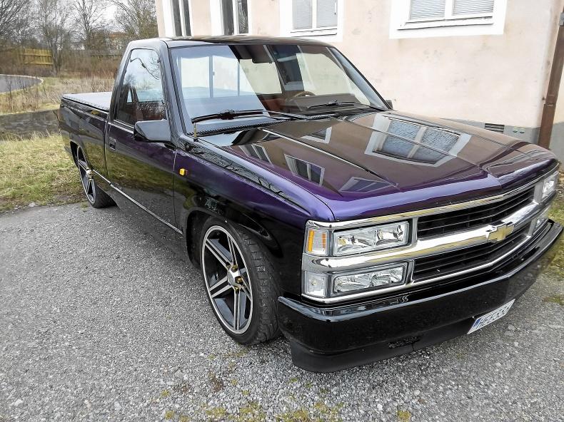 Chevrolet C10 Fleetside Byte