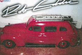 Volvo 830 brandbil
