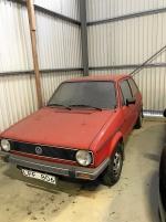 VW Golf MK I 1,6
