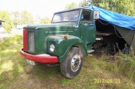 Scania f.d brandbil