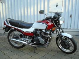 HONDA CBX 550 F