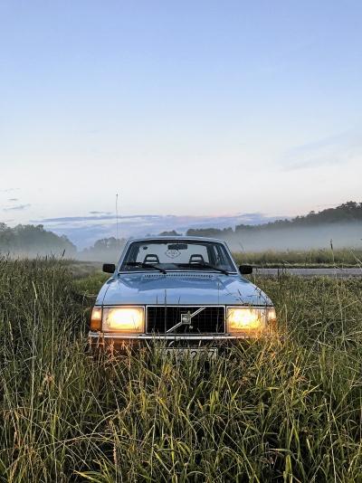 Volvo 244, B21
