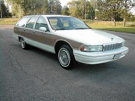 Chevrolet Caprice Estate Wagon - 1993