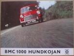 Broschyr BMC Hundkoja 1969