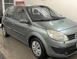 Renault Scenic, ev. byte