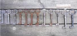 Äldre nycklar