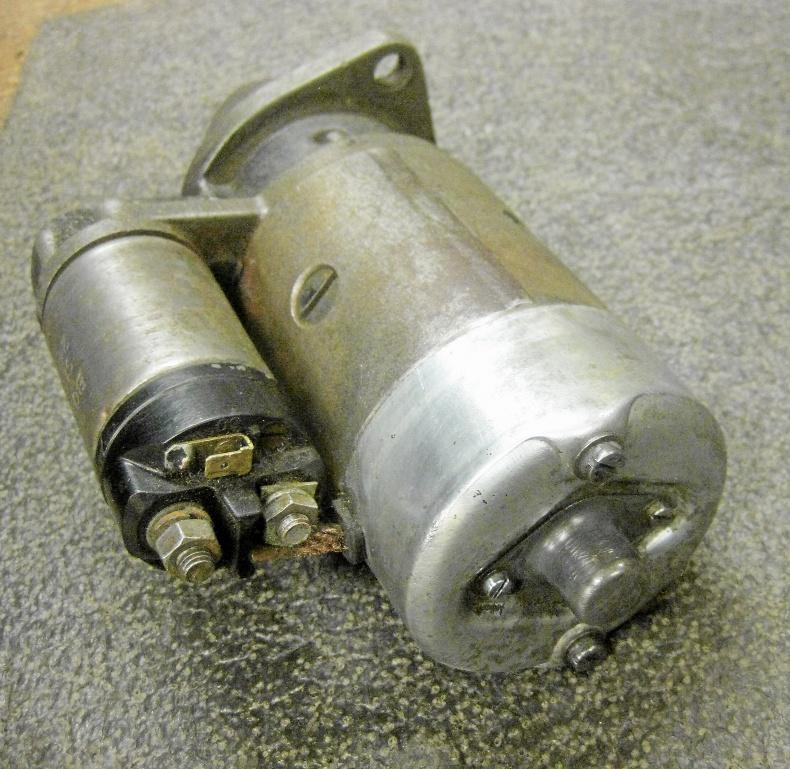 Opel Rekord 6 Volt Startmotor