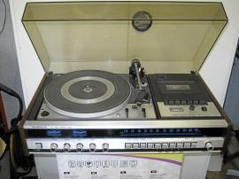 Tandberg Stereo Cassette Recorder Dolby System Rec
