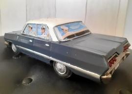 Impala -63 stor plåtbil
