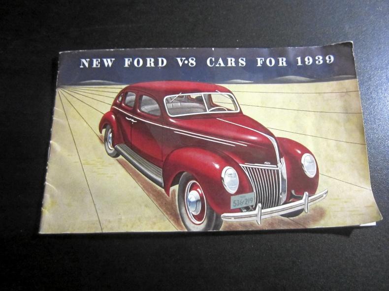 Ford broschyr