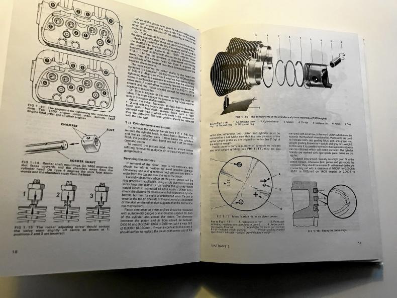 VW Transporter Owners Workshop Manual 1968-79