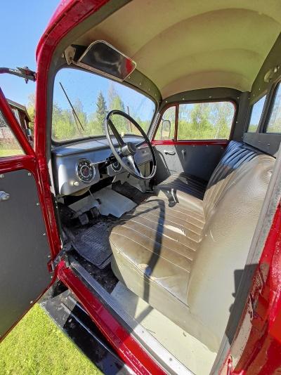 Borgward 1500B 1959 (intressekoll).