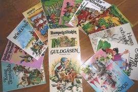 Barnböcker 37 st