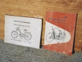 Instruktionsböcker till mopeder