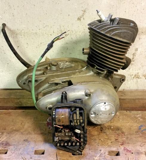 DKW-motor