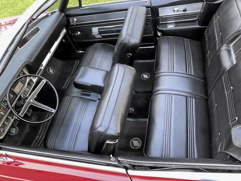 Buick Wildcat Custom Convertible