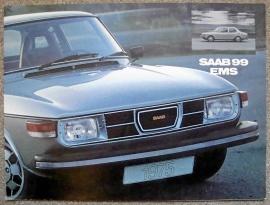 SAAB 99 EMS 1975