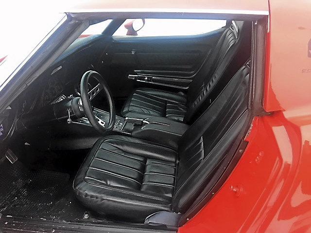Corvette C3 Stingray T-Top
