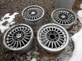 4 st fälgar aluminium