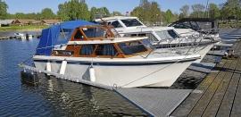 Monark motorbåt AQ170