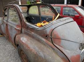 Peugeot 203 Cab