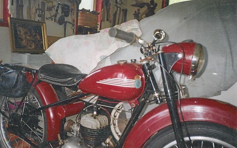 Flera st 120 cc
