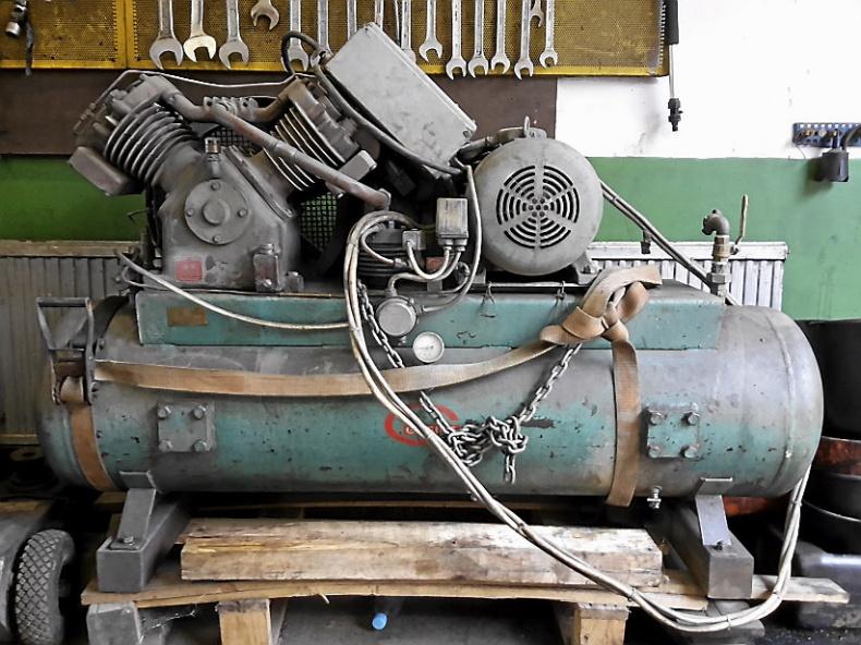 Kompressor Grett