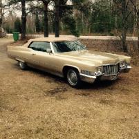 Cadillac Cab
