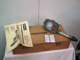 MotoMeter kompressionsprovare