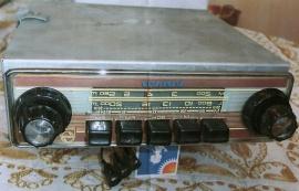 Volvo originalradio 60-tal m.m.