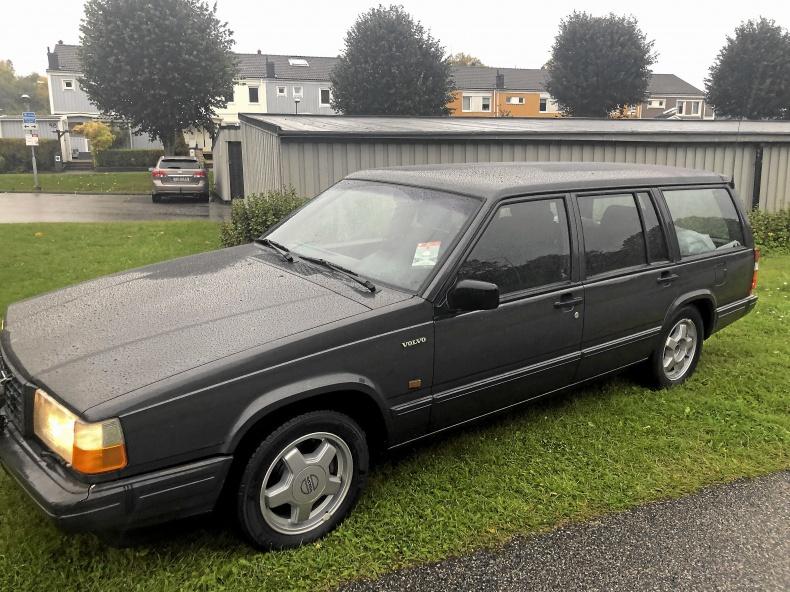 Volvo 745 GL/T