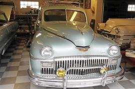 DeSoto Suburban 1948