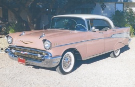 Chevrolet Bel Air Hard Top