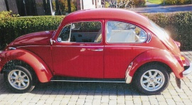 "VW ""Bubbla"" 1302"