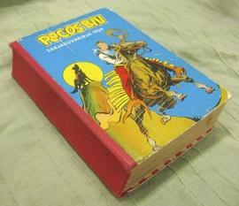PECOS BILL Finsk serietidning 1959