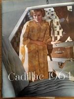 Cadillac 1964 broschyr