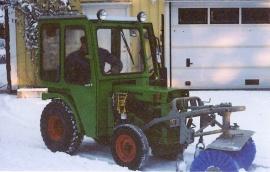 Trädgårdstraktor Agria 4800